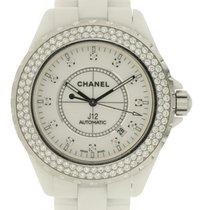 Chanel J12 42 Diamonds