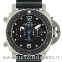 Panerai Orologio  Luminor Submersible 1950 3 Days Chrono...