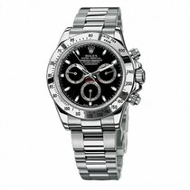 Rolex Daytona Cosmograph Daytona 40mm Steel 116520-Black