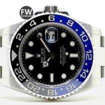 Rolex GMT Master II ¨Batman¨