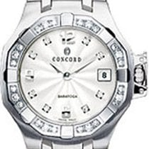Concord Saratoga Stainless Steel Bracelet 0310468