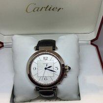 Cartier Pasha Oro Bianco Ref. 2727