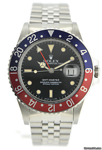 Rolex GMT Master 16750 Sammlerstck