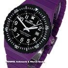 Fortis Colors Uhr mit Wechselarmband in violett