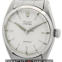 Rolex Oyster Vintage Precision Stainless Steel 34mm Circa 1955...
