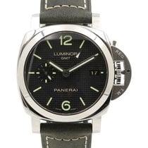 Panerai PAM 535 Luminor 1950 42mm Stainless Steel Black...
