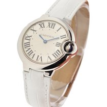 Cartier W6920086 Ballon Bleu de Cartier Quartz in Steel - on...