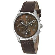 Victorinox Swiss Army Men%39s Classic Alliance Chronograph Watch