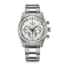 Zenith EL PRIMERO 36.000 VpH Chronograph Men's Watch