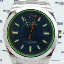 Rolex Green Milgauss 116400GV