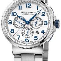 Ulysse Nardin Marine Chronograph Manufacture 1503-150-7M.60