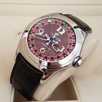 Corum Bubble Roullette Special Edition Steel 45 mm (2003)