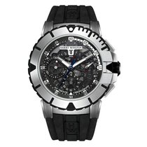 Harry Winston [NEW] Ocean Sport Chronograph automatic zalium