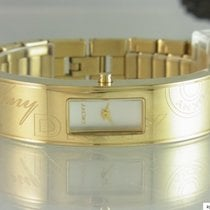 DKNY Ny-8291 Damenuhr Vergoldet Mit Box