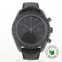 """Omega Speedmaster """"Dark Side of the Moon"""" Co-Axial"""