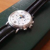 Alfred Rochat & Fils, Les Bioux Mondphasen Chronograph