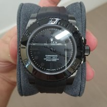 勞力士 (Rolex) Submariner (No Date) Titan Black Dlc Customized Rolex