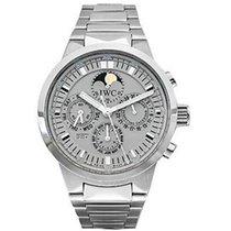 IWC IW3756-07 GST Perpetual Calendar Chronograph in Steel - On...