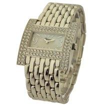 Chopard 109224-1001 Rectangle Haute Horlogerie in White Gold...