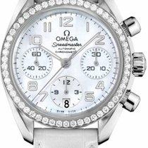 Omega 324.18.38.40.05.001 Speedmaster Ladys - Steel with...