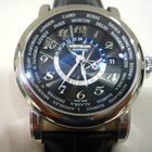 Montblanc STAR WORLD-TIME GMT AUTOMATIC