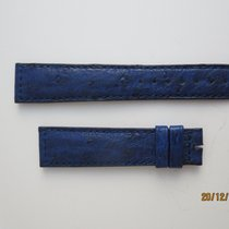 Jaeger-LeCoultre Ostrich Leather Strap 19mm by 16mm