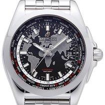 Breitling Galactic Unitime SleekT 44 Ref. WB3510U4.BD94.375A