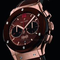 Hublot [NEW+LTD] Classic Fusion Forbiden X King Gold Brown...