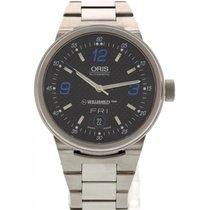 Oris Men's Oris Williams F1 Stainless Steel Watch 7560