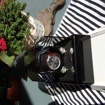 IWC Portuguese Chronograph 18 K white gold grey dial