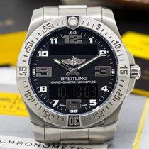 Breitling Aerospace EVO Titanium / Black Dial