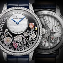 Jaquet-Droz [NEW] PETITE HEURE MINUTE THOUSAND YEAR LIGHTS...