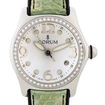 Corum Lady Bubble MOP Dial & Diamond ref. 39.151.47