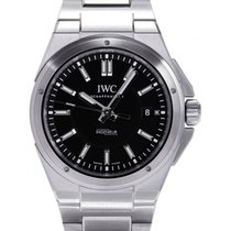IWC Schaffhausen IW323902 Ingenieur Automatic Black Index...