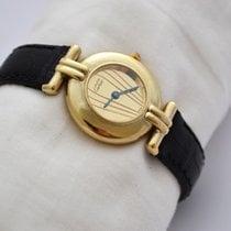 Cartier Vermeil Rivoli 925 Quartz Ladies Watch