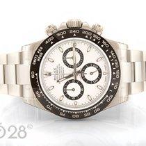 Rolex Daytona 116500LN Stahl Keramik Cerachrom White ungetragen