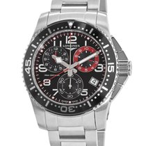 Longines HydroConquest Men's Watch L3.690.4.53.6