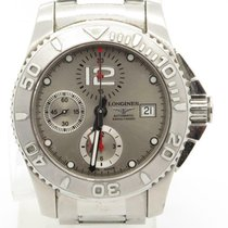Longines Hydroconquest Automatic Chronograph L3.6734 Men's...