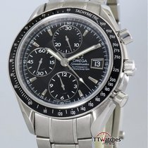 Omega Speedmaster Date 100m Box Papers 3210.50.00