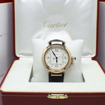 Cartier Pasha 2770 18K Rose Gold 42MM Box & Papers