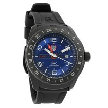 Luminox Space SXC GMT 5120 Mens Blue Dial Swiss Quartz Watch 5023