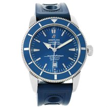 Breitling Superocean Heritage 46 Blue Dial Automatic Mens...