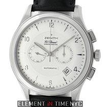 Zenith Grande Class El Primero Chronograph 18k White Gold