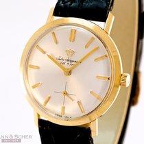Jules Jürgensen Vintage Gentleman´s Watch 14k Yellow Gold