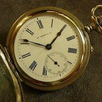 H.Moser & Cie. Vintage Hunter Savonette Watch