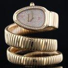 Bulgari Serpenti 18K Pave Diamond