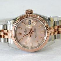 Rolex Datejust Lady 18K Rose Gold