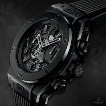 Hublot [NEW] Big Bang UNICO All Black Limited 500 PC 411.CI.11...