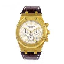 Audemars Piguet ROYAL OAK Chronograph Yellow Gold 26022BA