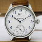 IWC Portuguese F.A Jones Limited Edition SS